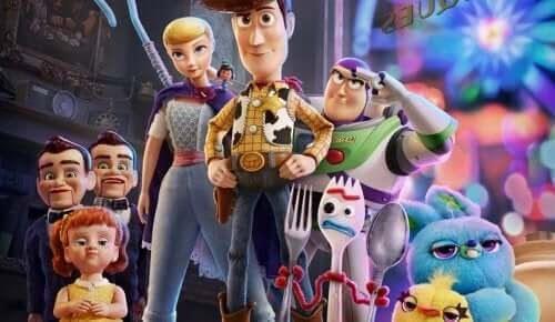 """""""Toy Story 4"""" visar oss att Disney utvecklas"""