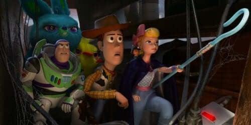 """""""Toy Story 4"""" visar oss att Disney utvecklas: Woody och de andra leksakerna"""