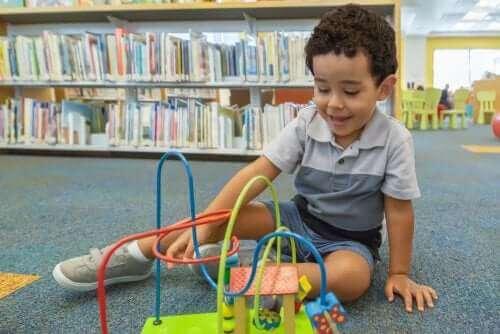 De många fördelarna med barnbibliotek