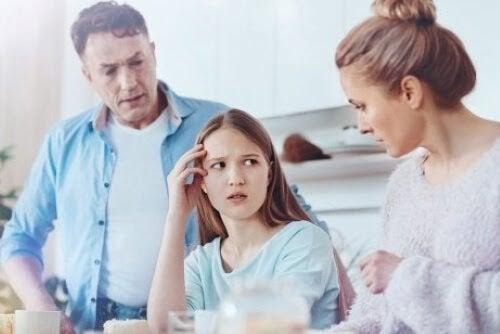 Kritiska föräldrar och barns utveckling