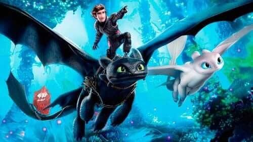 De bästa filmerna från DreamWorks