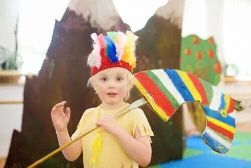 Teater i klassrummet: Fördelar för barn