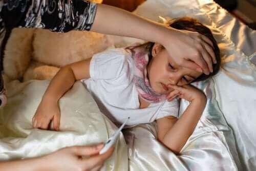 Paracetamol och ibuprofen vid feber hos barn