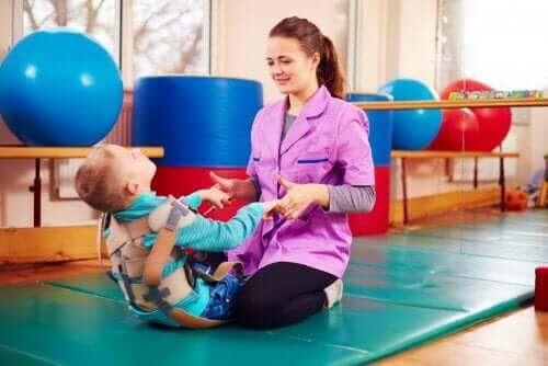 Utbildning för barn med särskilda behov