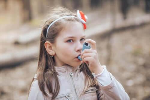Behandling av astma hos barn: Vad du bör känna till
