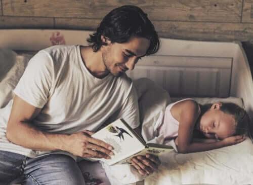 När kan du börja läsa böcker för dina barn?