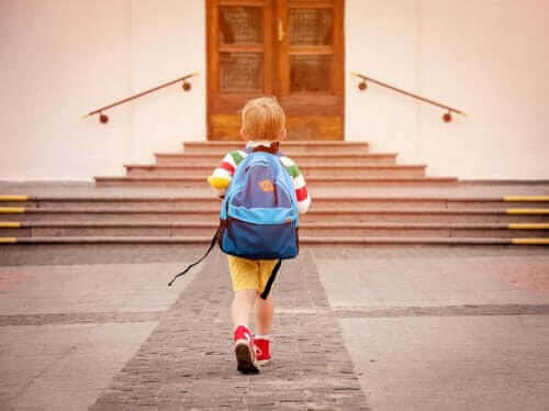 Hur man undviker ångest efter semestern hos barn