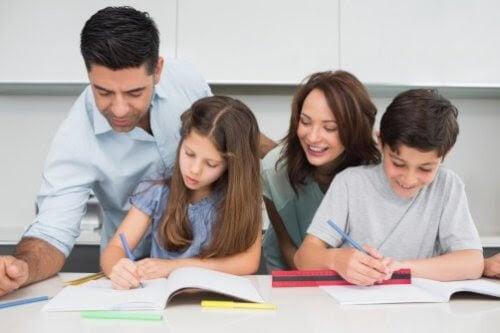 Hur man utvecklar ett dynamiskt tänkande under barndomen