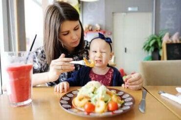 Hur barn utvecklar sina matpreferenser