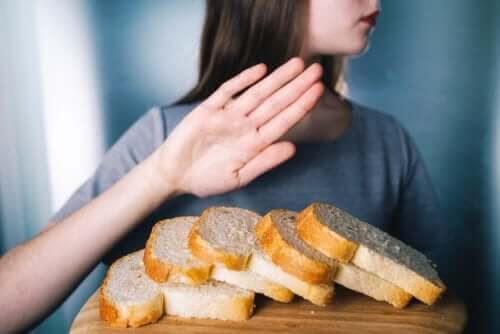 Symptom på glutenintolerans hos barn