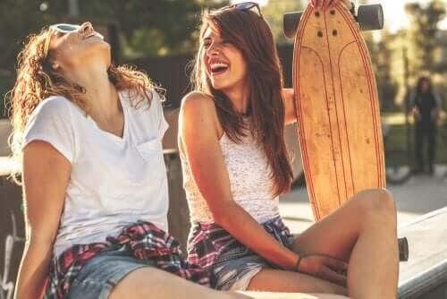 Tonåringar och subkulturer för ungdomar