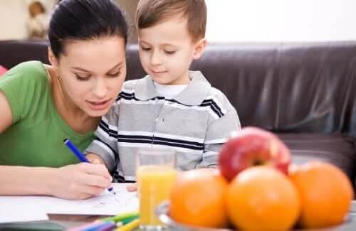 Hur man kan hjälpa barn att hantera stress i skolarbetet