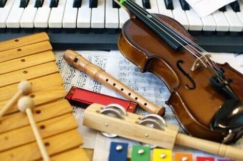 Betydelsen av att få uttrycka sig musikaliskt