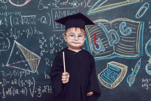 Tester för att utvärdera intelligens hos barn