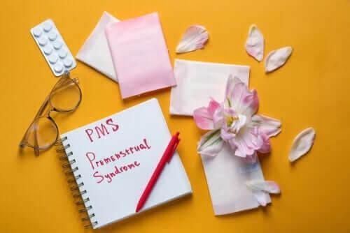Kost som kan lindra premenstruellt syndrom (PMS)