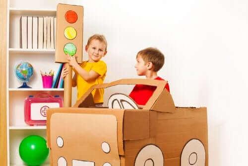 Vikten av att lära barn trafiksäkerhet