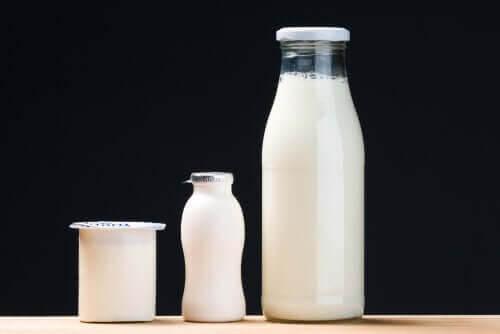 Functional foods: olika mejeriprodukter