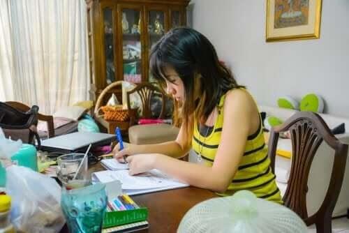 Dåliga studievanor att undvika
