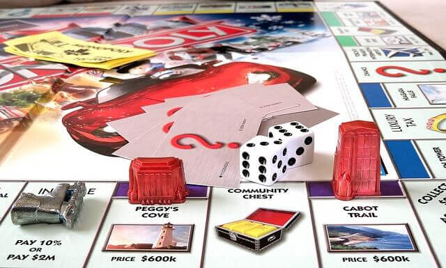 Monopol-spel