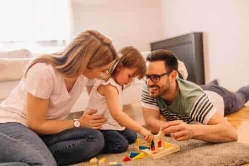 Lär barn att vara trogna sina principer