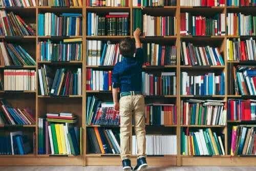 Aktiviteter för att uppmuntra läsning i klassrummet