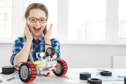 Förstå hjärnan hos särbegåvade barn