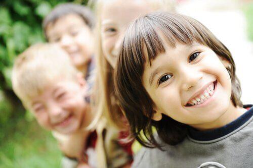 Tips på hur du får barnen att må bra