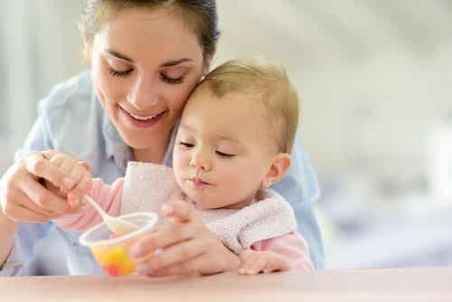Söta recept för barn mellan 12 till 24 månader
