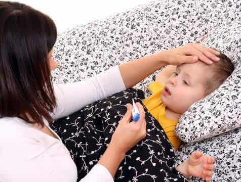 Hypokondriska föräldrar: Egenskaper, risker och hur man förebygger