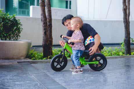 Den 11:e månaden i ett barns liv