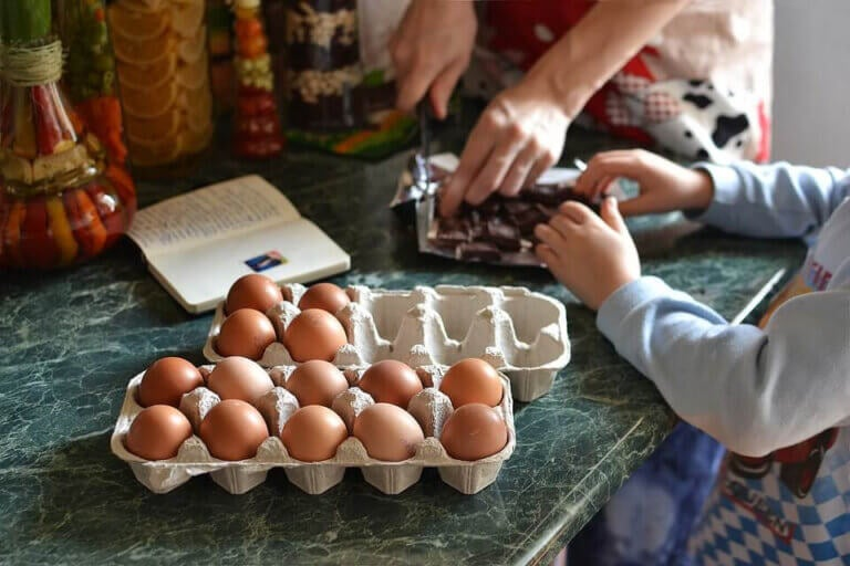 Supergoda recept för födelsedagskalas
