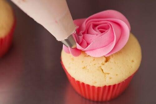 recept för födelsedagskalas: cupcake