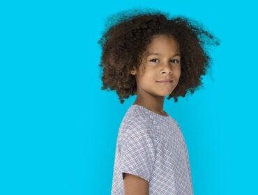 Hur ett barns självuppfattning utvecklas