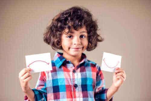 Att lära sitt barn hantera känslor