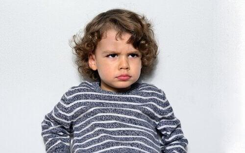 Barns gnäll: På riktigt eller manipulation?