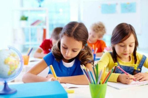 3 inlärningsstilar hos barn