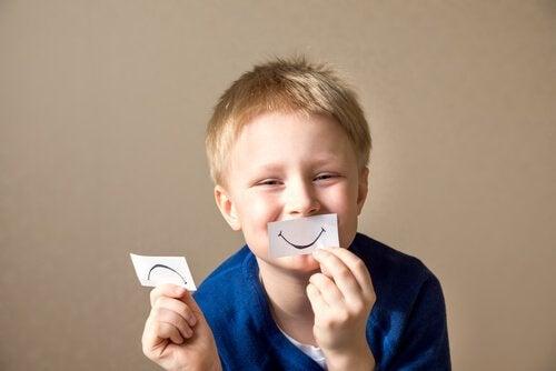4 aktiviteter för att främja självmedvetenhet hos barn
