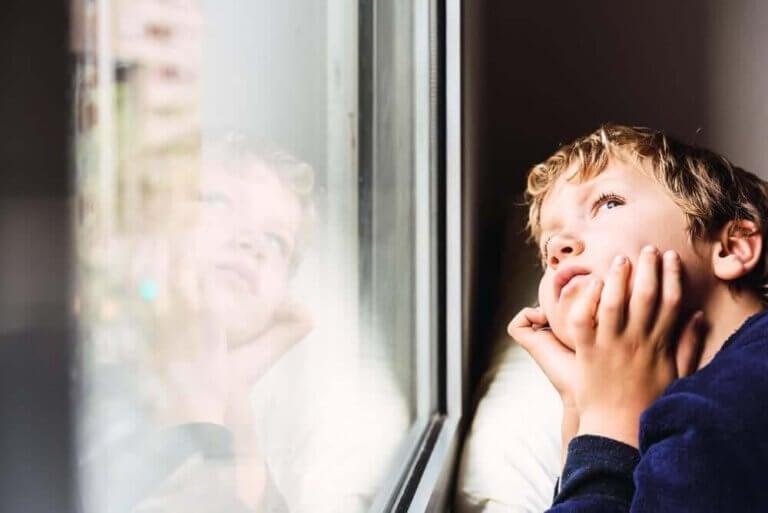 Effekterna av isolering på barn
