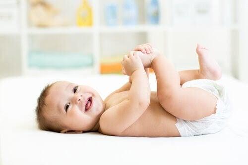 Konstruktiv disciplin för små barn