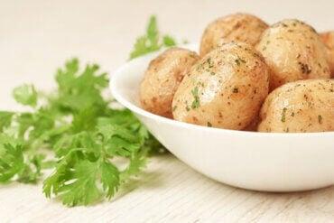 4 recept med potatis för barn