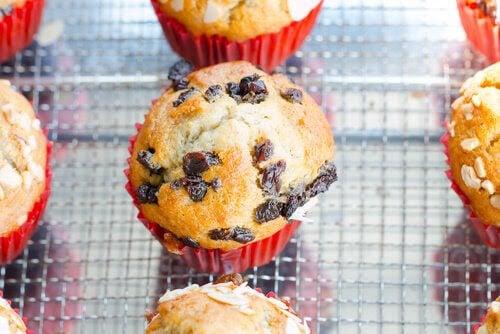 söta recept: muffins