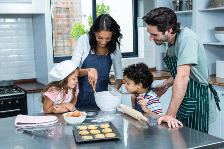 4 aktiviteter att göra hemma med familjen