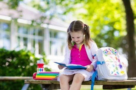 Barns utveckling i grundskolan