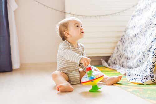 Barns nyfikenhet: Kännetecken och fördelar