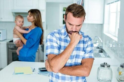 När pappor känner sig isolerade och vad man kan göra