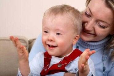 Vikten av kärlek och tillgivenhet för barn med funktionsnedsättningar