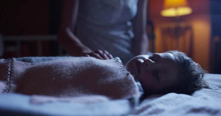 Intressanta fakta om barns sömn