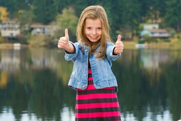 16 citat för barn för att starta dagen på ett positivt sätt