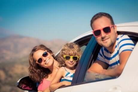 Fyra fantastiska spanska resmål för familjer