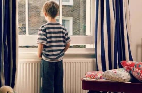 Några vanliga myter om introverta barn